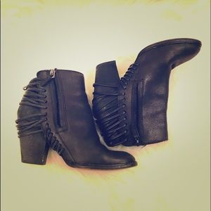 Dolce Vita Leather Booties